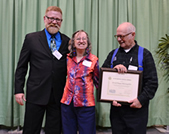 Outstanding Service - Jim & Peggy McLaughlin