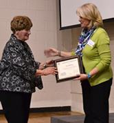 Certificate of Appreciation - Kay McKay